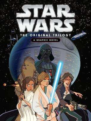 Tecknad kön Star Wars