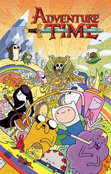 Adventure Time skriven av Ryan North